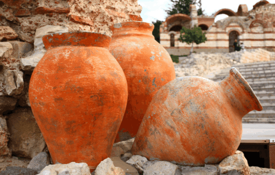 Die Geschichte des Griechischen Wein