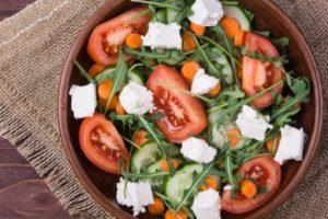 feta salat rezept